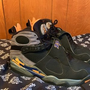 Air Jordan 8 Phoenix Suns Size 8 men
